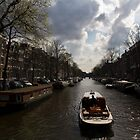 The Keizersgracht by Dennis  Veldman