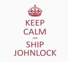 Johnlock by sherlockingjay