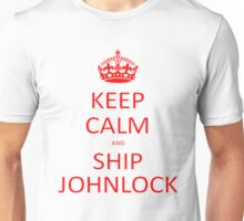 Johnlock Unisex T-Shirt