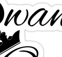 SwanQueen Sticker