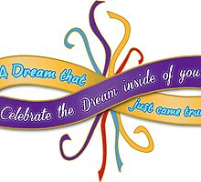 Celebrate A Dream Come True (No Confetti)  by magicalribbons