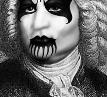King Baroque Sticker