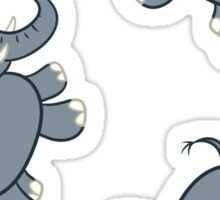 Elephants! Sticker