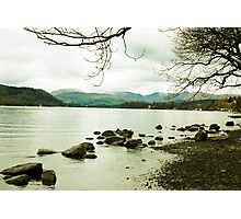 Near Bowness on Windermere Photographic Print