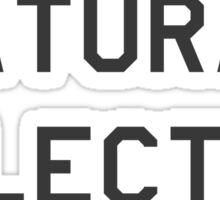 Natural Selection Sticker