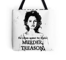 Wanted - Snow White Tote Bag
