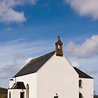 Church of Scotland, Kensaleyre, Isle of Skye, Scotland by Hugh McKean