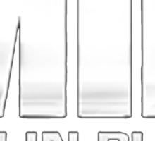 MIB Sticker