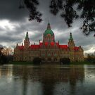 Hanover&#x27;s &quot;New Townhall&quot; by herbspics