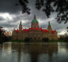"""Hanover's """"New Townhall"""" by herbspics"""