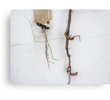 ripcord Canvas Print