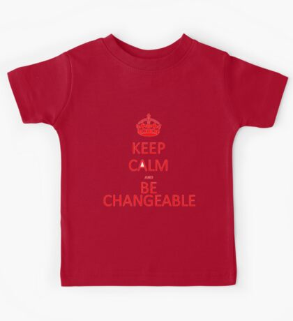 Be Changeable Kids Tee