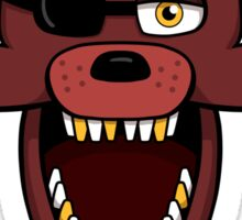 Five Nights at Freddy's - FNAF - Foxy - It's Me Sticker