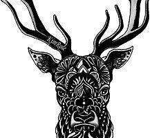 Deer  by KimRose7