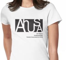 AHUSA Black Womens Fitted T-Shirt