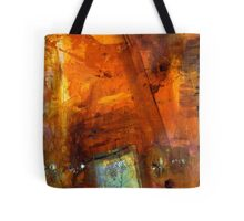 Dad's Old Chest Tote Bag