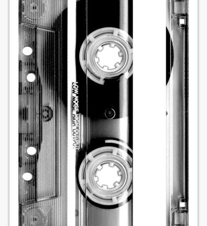 Cassette Tape Mixtape Sticker Sticker