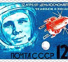 Soviet Union CCCP Space Program 1964 by ukedward