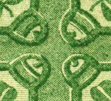 Ireland Square Deal Postage Stamp Sticker