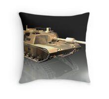 Abrams M1 Throw Pillow