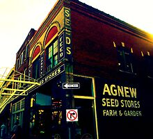 Agnew Seed Shop by tanya breese