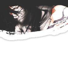 Brush Art - Mugetsu  Sticker