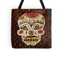 'Sweet Sugar Skull #2' Tote Bag