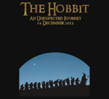 The Hobbit: An Unexpected Journey Release by iHaaaZaHD