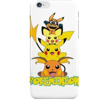 Pikaminion Evolution iPhone Case/Skin