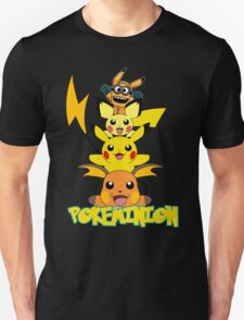 Pikaminion Evolution T-Shirt
