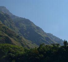 Lush Scenery Ghasa to Tatopani by SerenaB