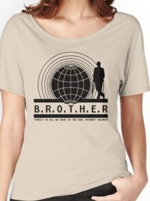 Brother dear Women's Relaxed Fit T-Shirt