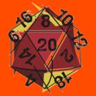Abstracted D20 by GoblinWorks