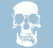 221b Baker Street Skull Kids Tee