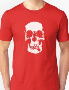 221b Baker Street Skull T-Shirt