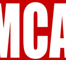 DMCA'd - Marvel Edition Sticker