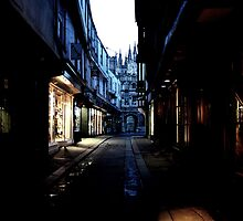 Canterbury - Mercery Lane by rsangsterkelly