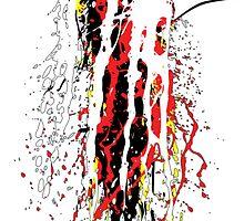 Shark Splatter by LudlumDesign