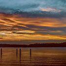 Mukilteo Sunset by Steve Walser