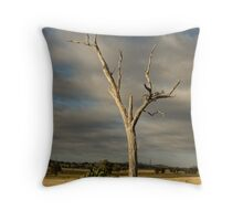 Dead Tree. (Bonshaw NSW) Throw Pillow