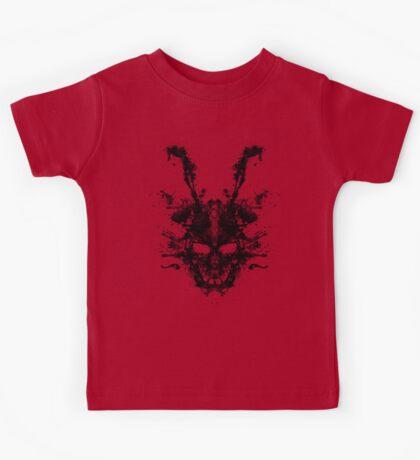 Imaginary Inkblot- Donnie Darko Shirt Kids Tee
