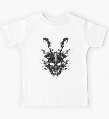 Imaginary Inkblot- Donnie Darko Shirt Kids Tee