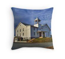 St. Pauls Church Throw Pillow