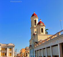 Cienfuegos city center by Erykah36