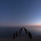 Awaiting Sunrise by John Sharp