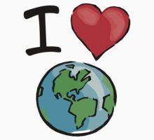 I heart earth by digerati