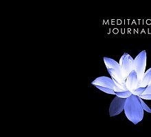 7 DAY'S OF SUMMER-YOGA ZEN RANGE- BLUE LOTUS JOURNAL by 7 days of Summer