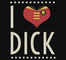 I love Dick - Robin version by waerlogas