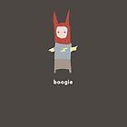 Boogie by Daniel Seex
