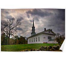 Martha Mary Chapel Poster